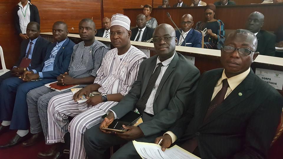 L'ABMAQ aux journées de la qualité de la Côte d'Ivoire