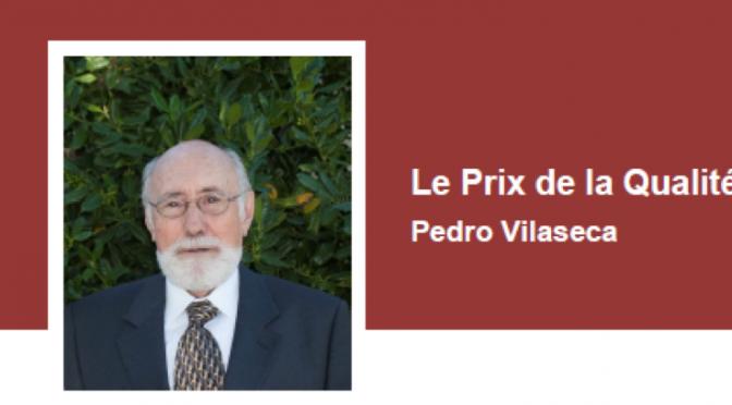 2e Edition du Prix Pedro Vilaseca